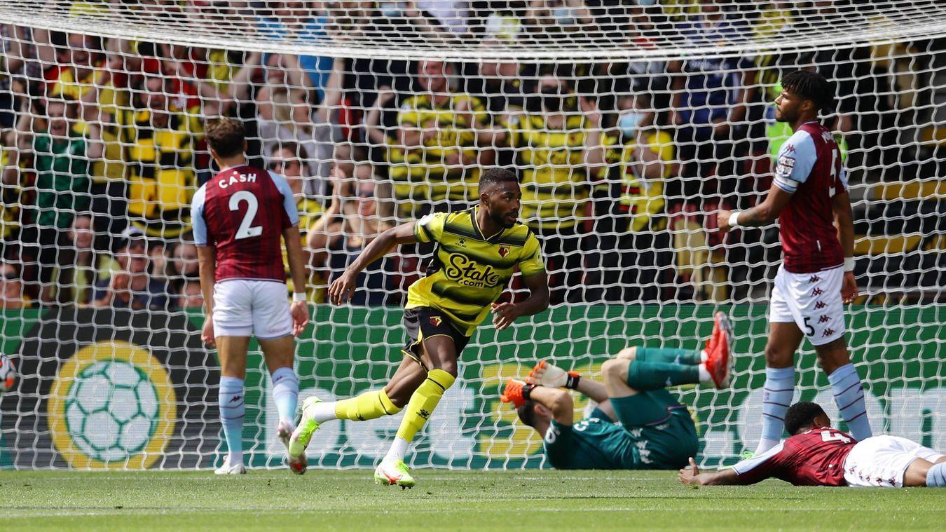 Watford 3-2 Aston Villa