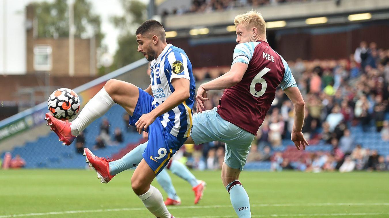 Burnley 1-2 Brighton & Hove Albion