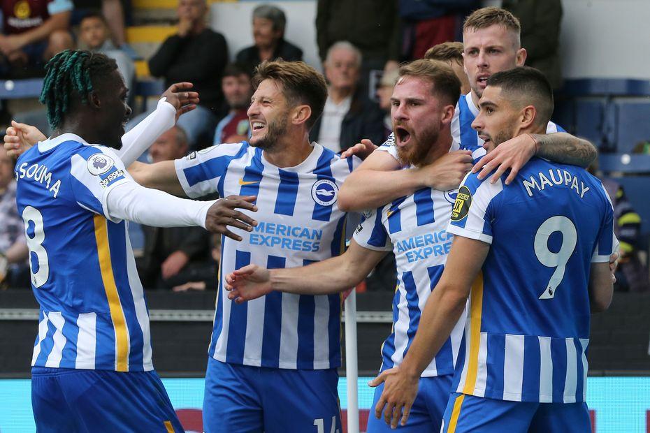 Burnley v Brighton & Hove Albion - Premier League