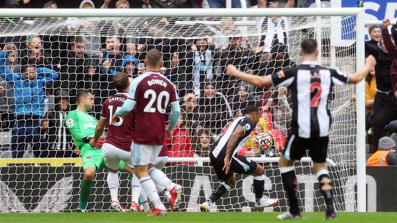Newcastle United 2-4 West Ham United