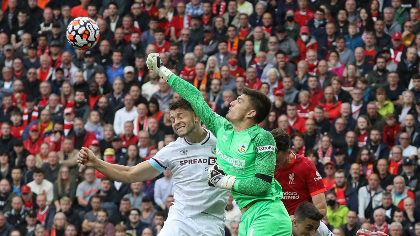 Liverpool 2-0 Burnley