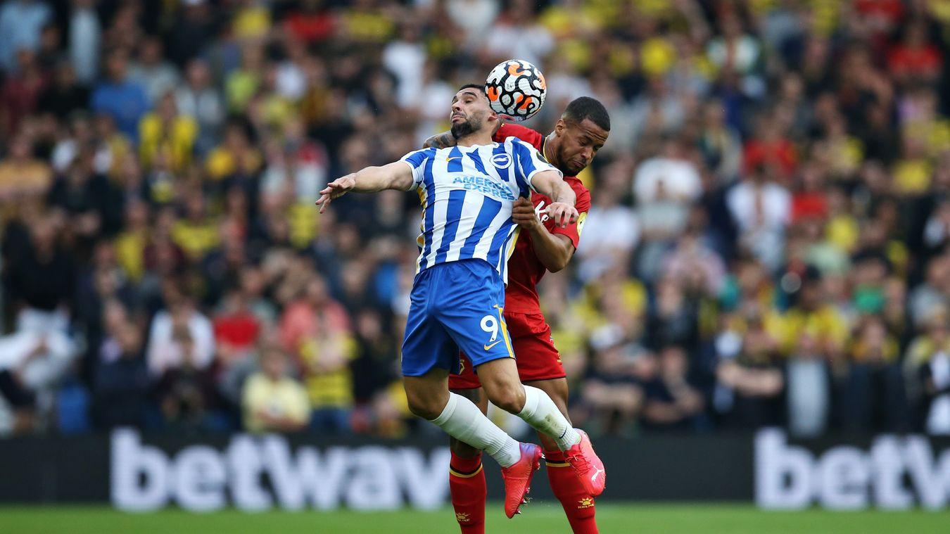 Brighton & Hove Albion 2-0 Watford