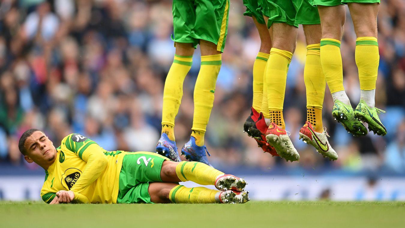 Manchester City 5-0 Norwich City