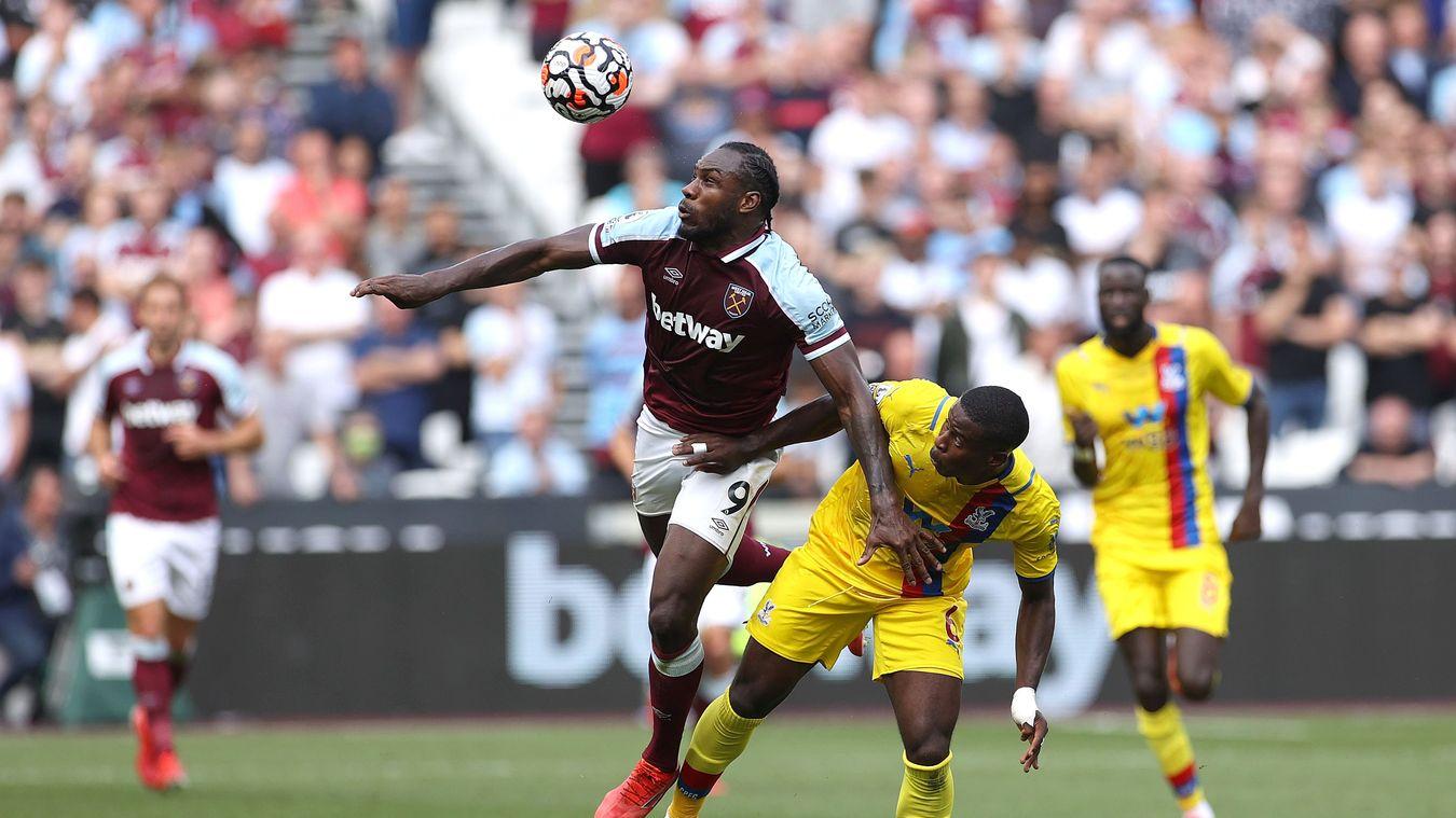 West Ham United 2-2 Crystal Palace