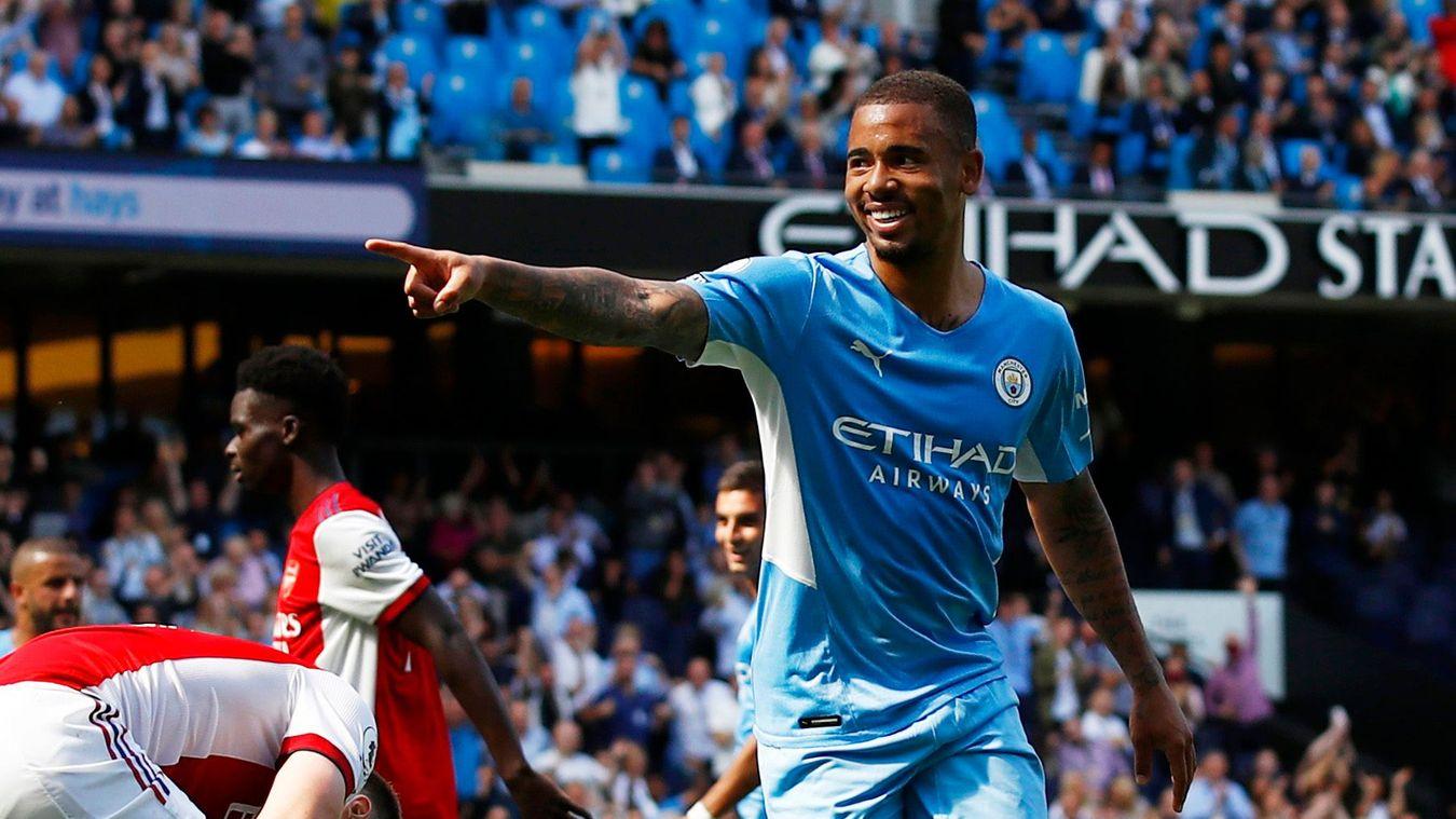 Manchester City 5-0 Arsenal