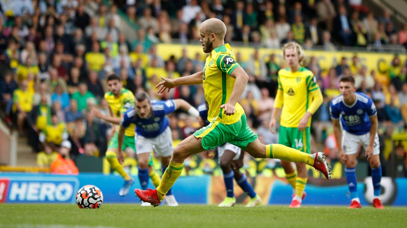 Norwich 1-2 Leicester
