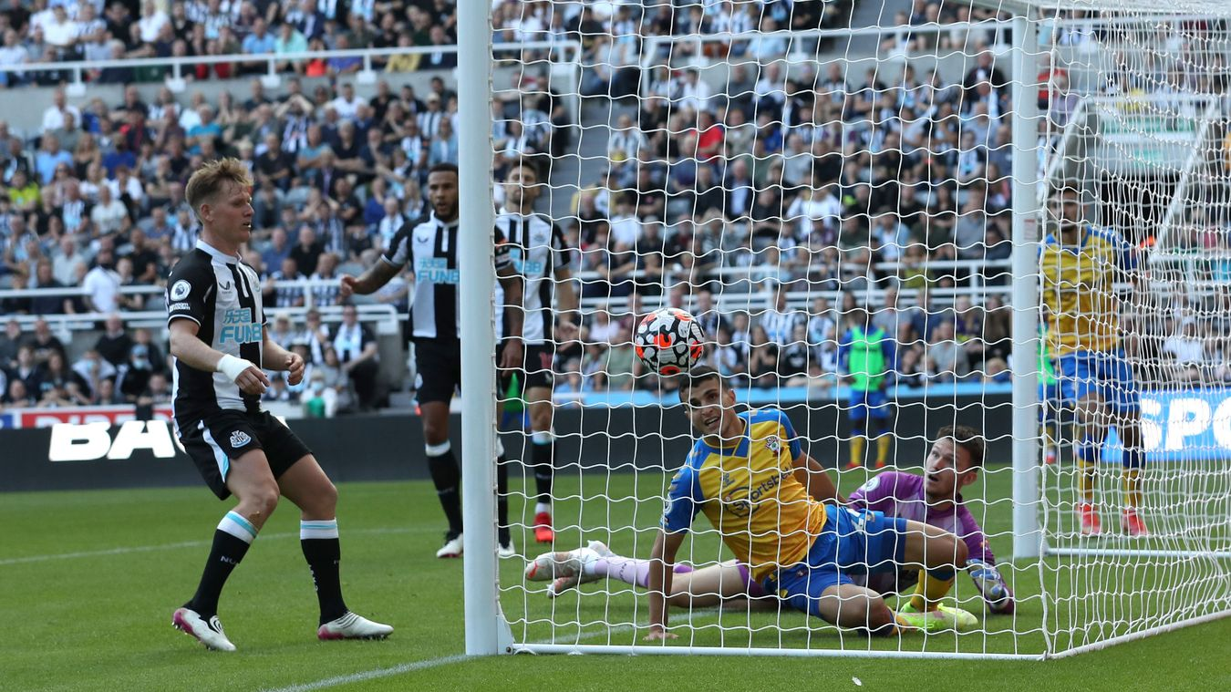 Newcastle United 2-2 Southampton