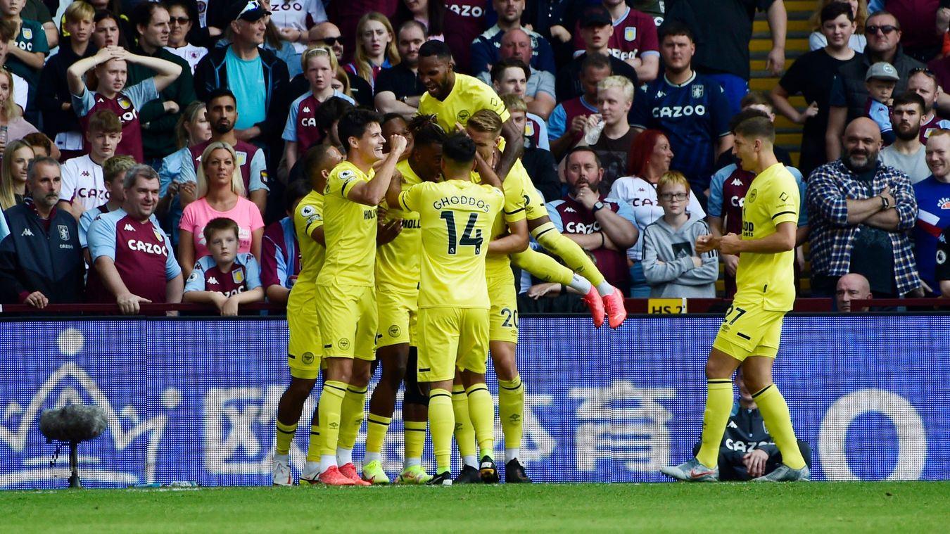 Aston Villa 1-1 Brentford