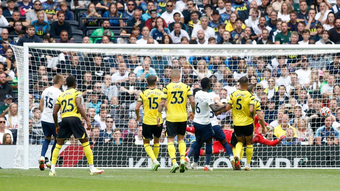 Tottenham Hotspur 1-0 Watford