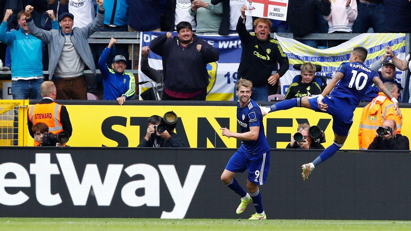 Burnley 1-1 Leeds United