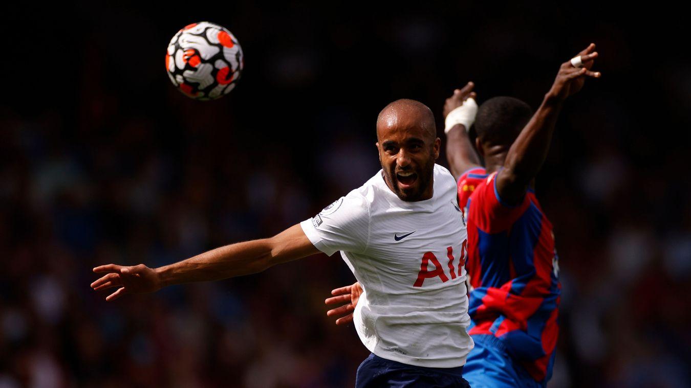 Crystal Palace 3-0 Tottenham Hotspur