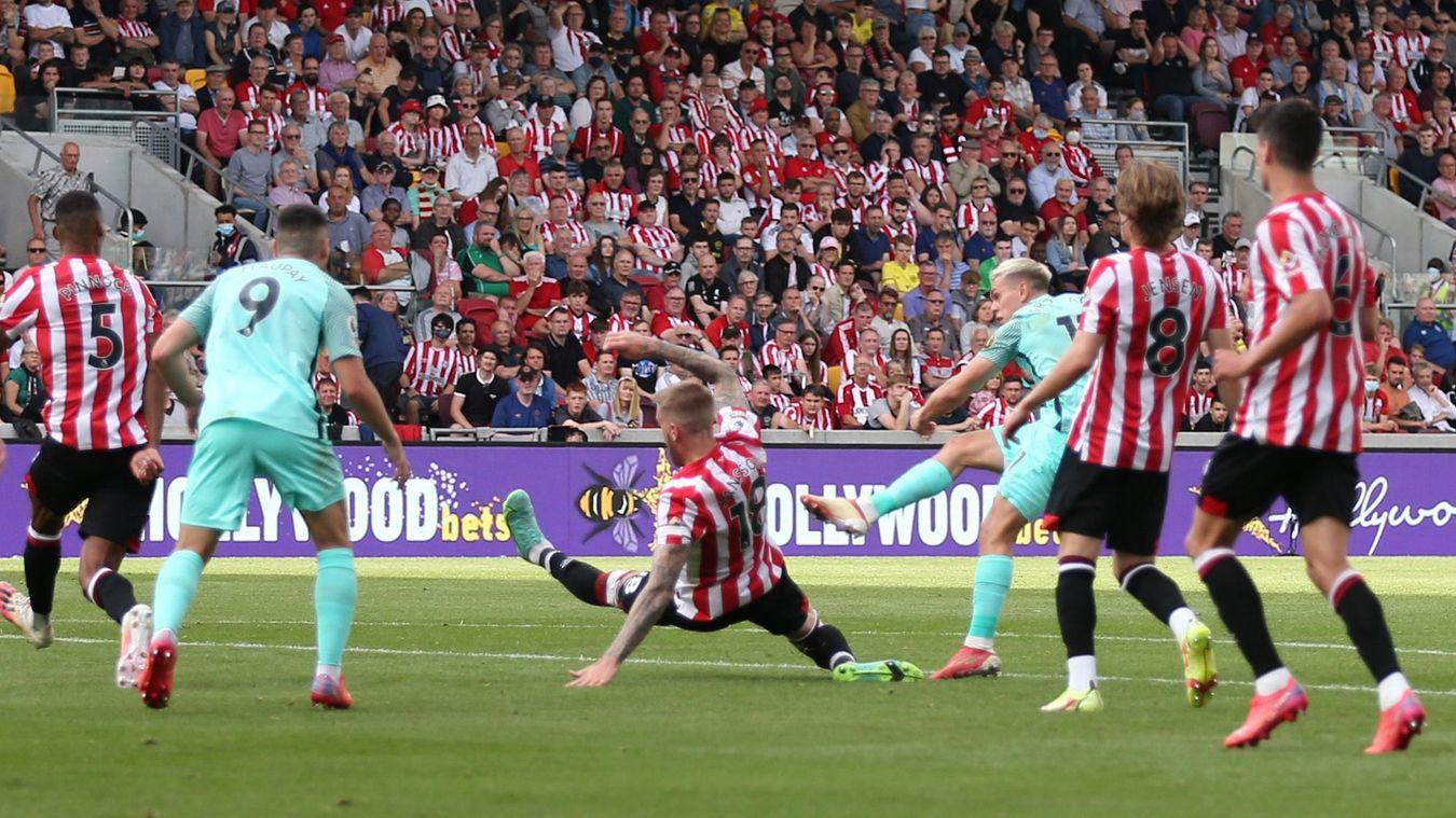 Brentford 0-1 Brighton & Hove Albion