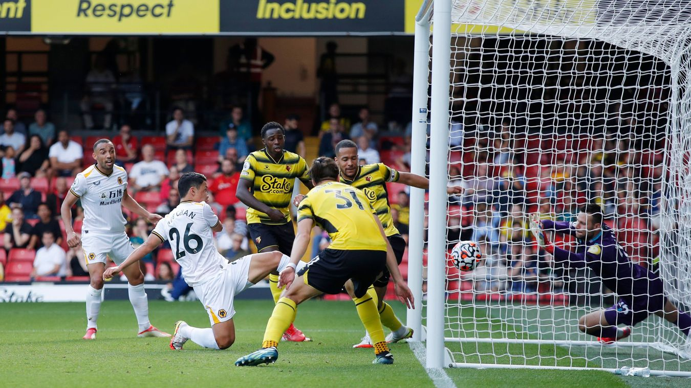 Watford 0-2 Wolverhampton Wanderers