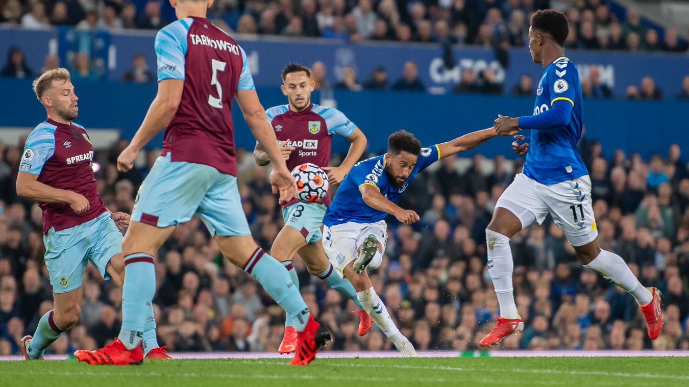 Everton 3-1 Burnley