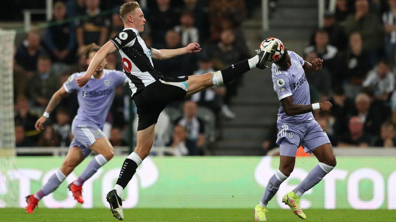 Newcastle United 1-1 Leeds United