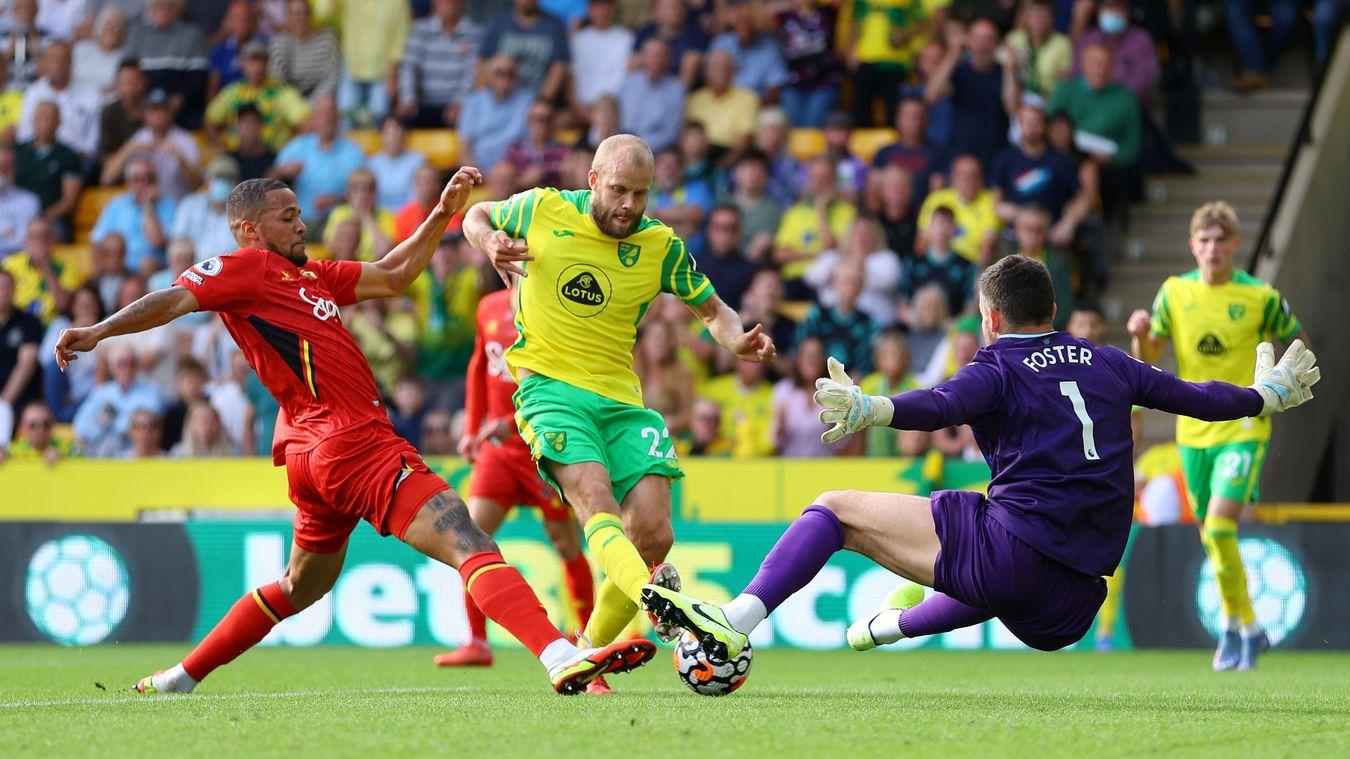 Norwich City 1-3 Watford