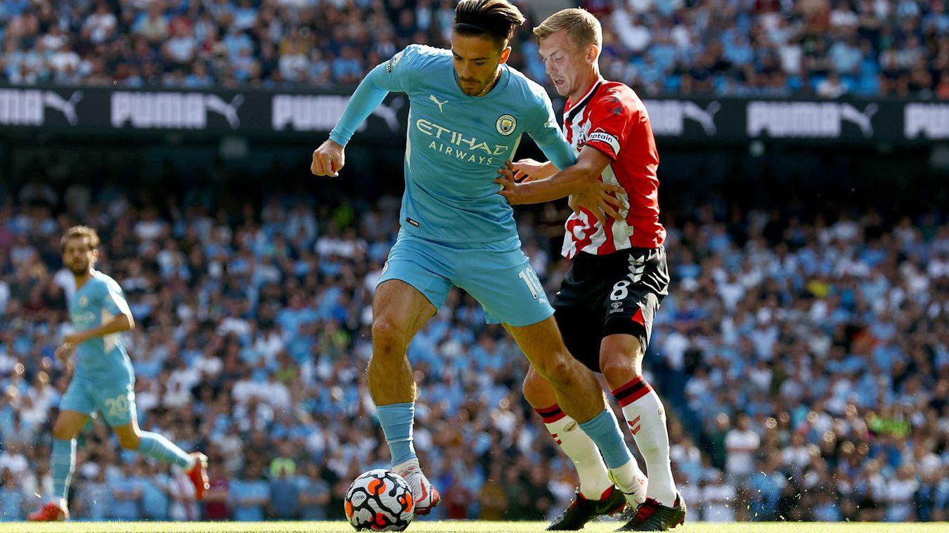 Manchester City 0-0 Southampton
