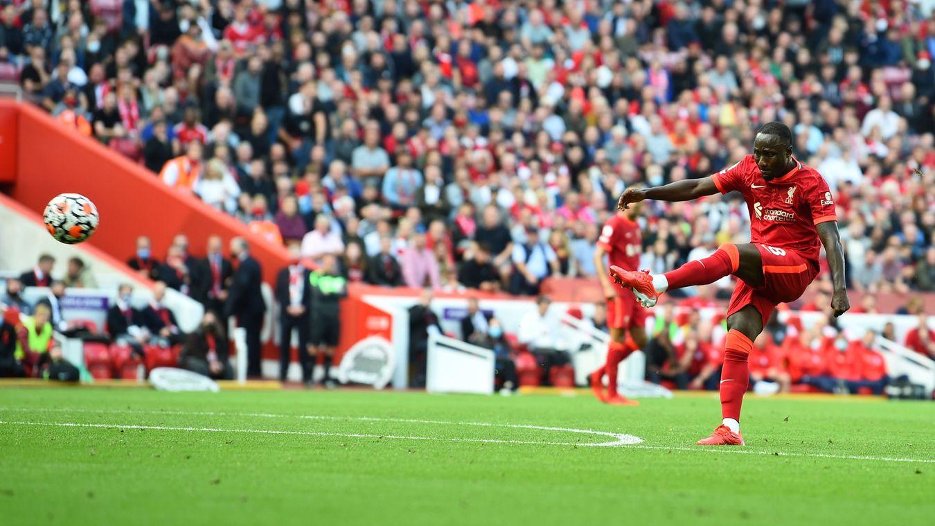 Liverpool 3-0 Crystal Palace