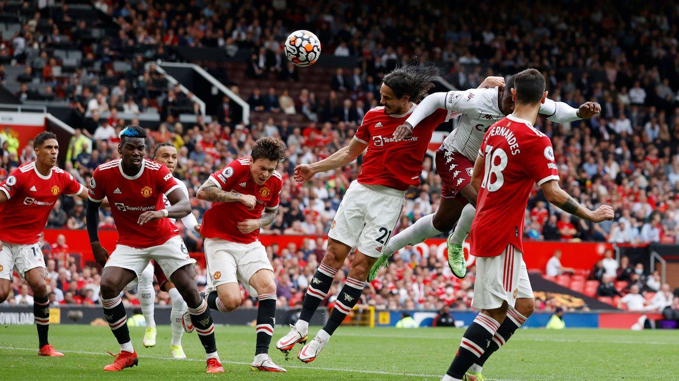 Manchester United 0-1 Aston Villa