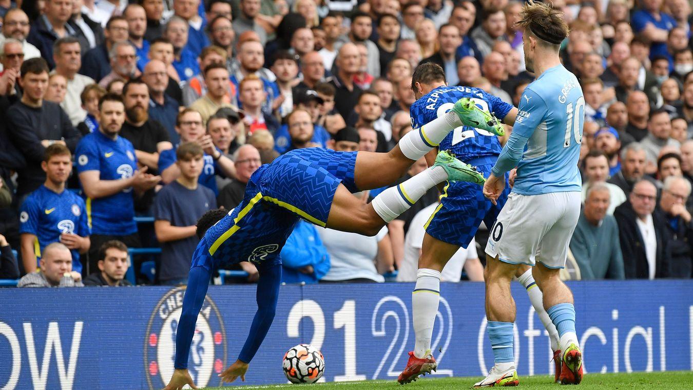 Chelsea 0-1 Manchester City
