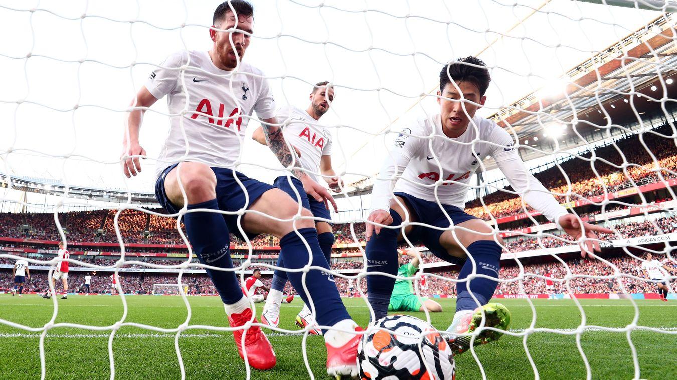 Arsenal 3-1 Tottenham Hotspur