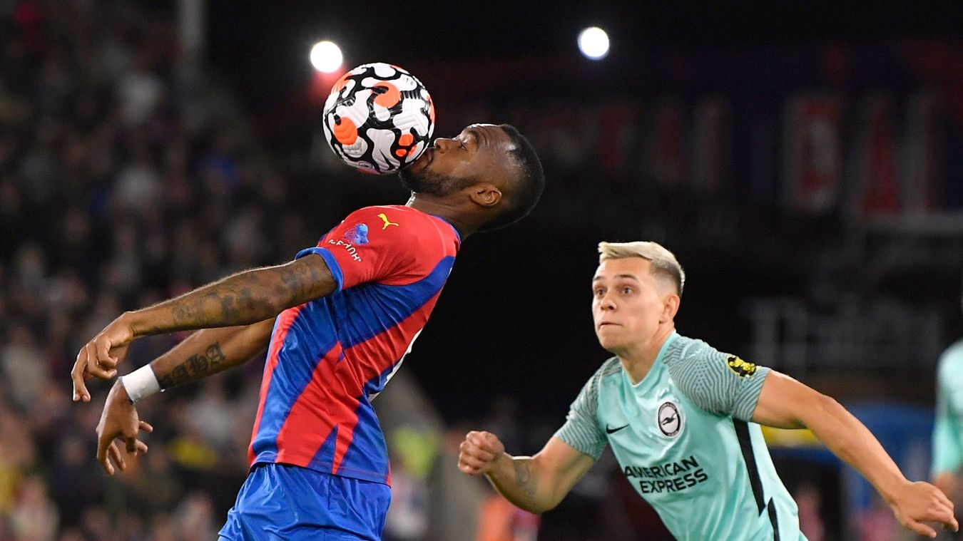 Crystal Palace 1-1 Brighton & Hove Albion