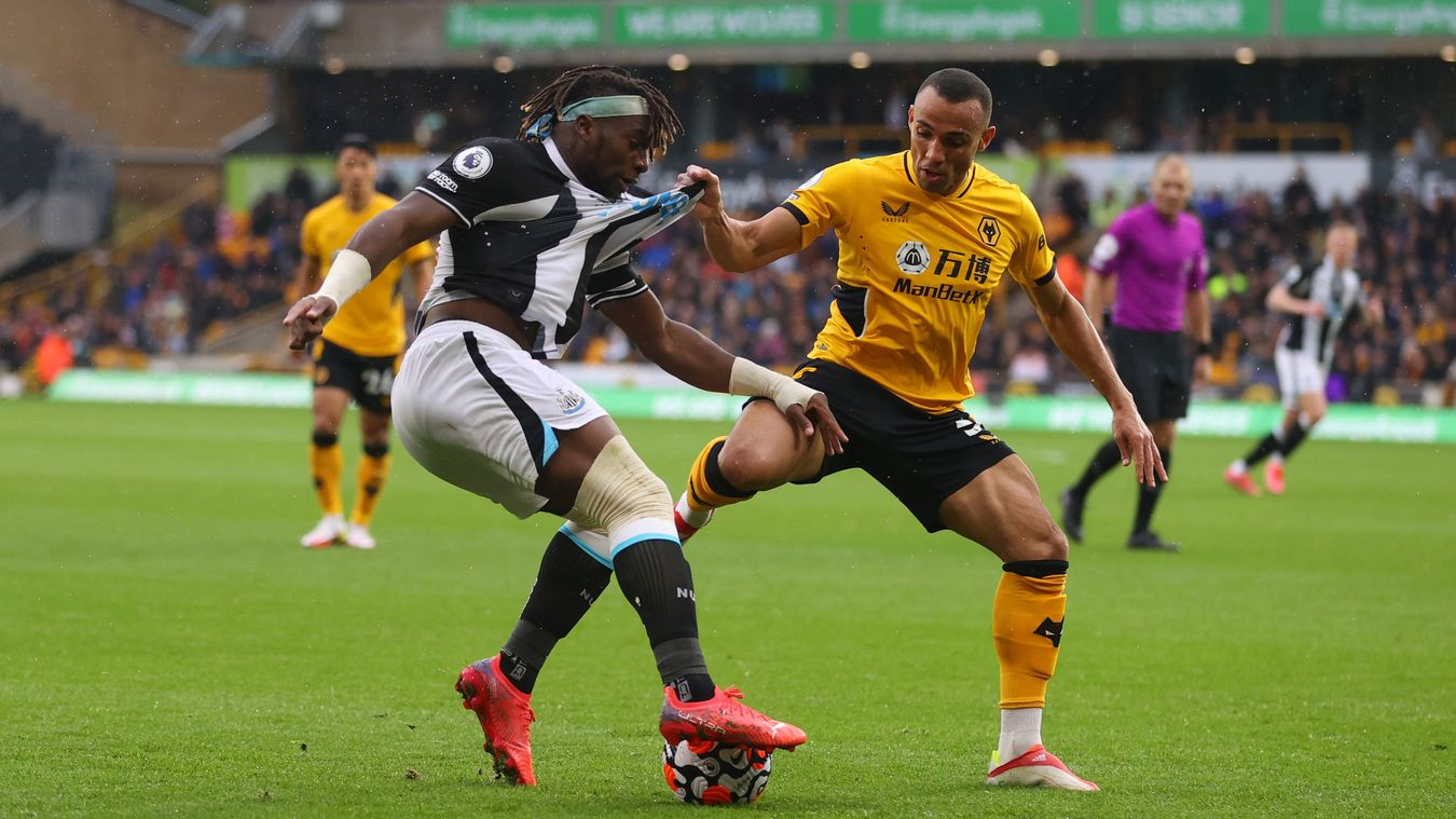 Wolves 2-1 Newcastle