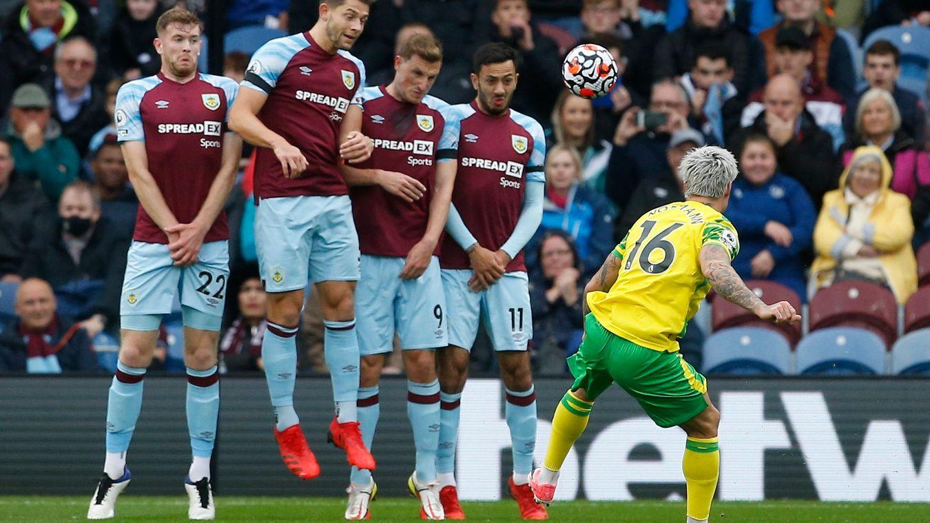 Burnley 0-0 Norwich City