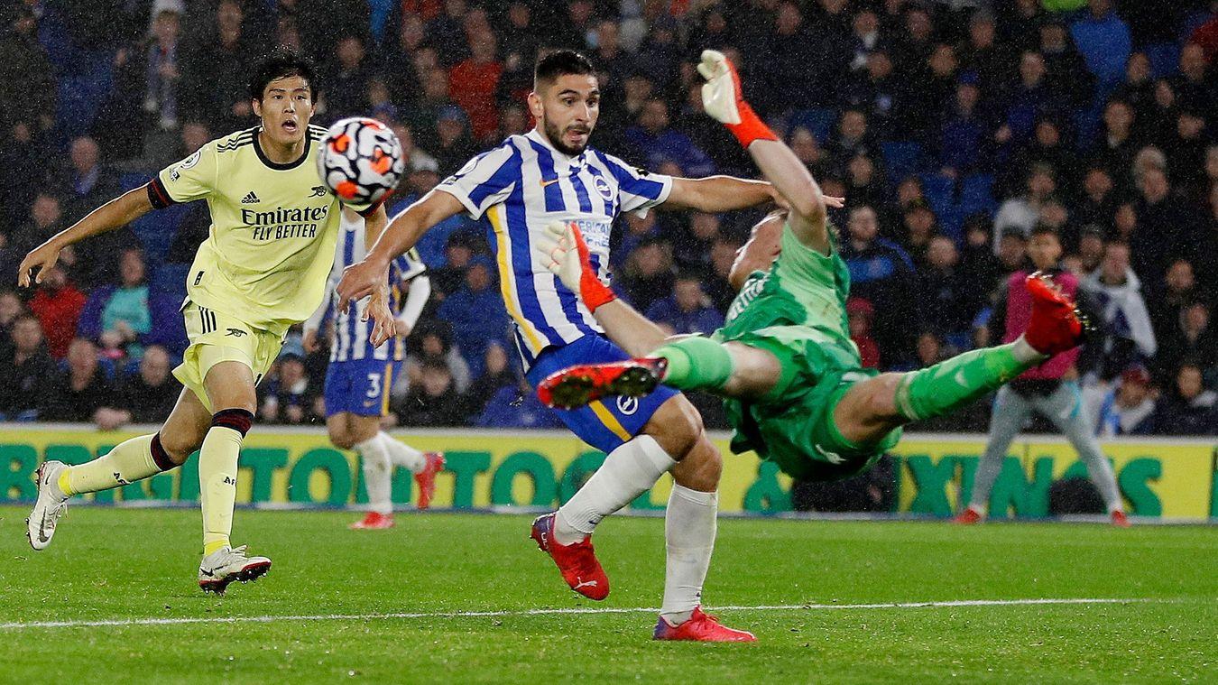 Brighton & Hove Albion 0-0 Arsenal