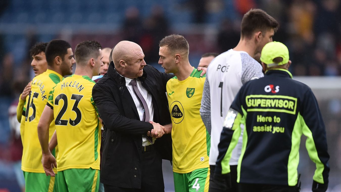 Burnley v Norwich City