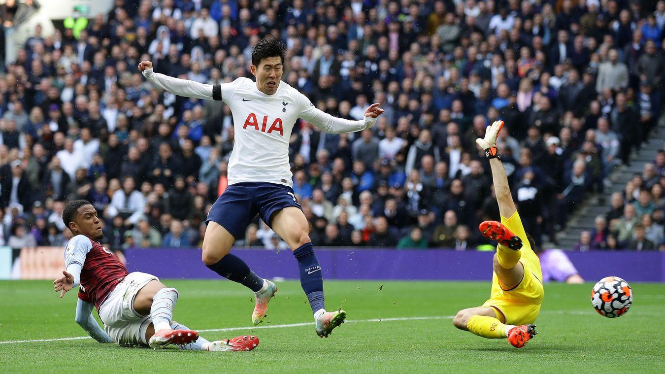 Tottenham Hotspur 2-1 Aston Villa