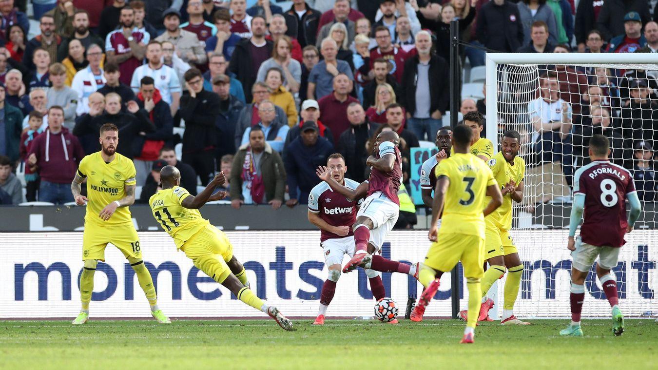 West Ham United 1-2 Brentford