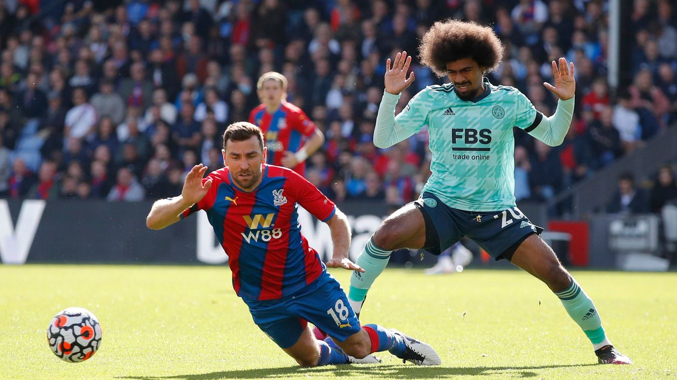 Crystal Palace 2-2 Leicester City