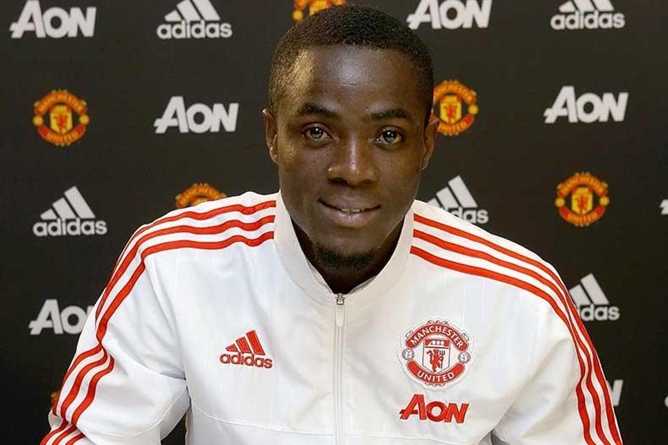 Bailly: Joining Man Utd is a special moment