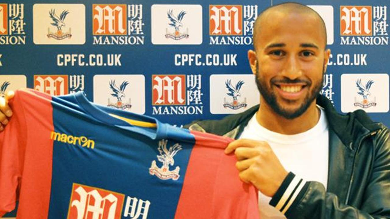 Andros Townsend (Crystal Palace)