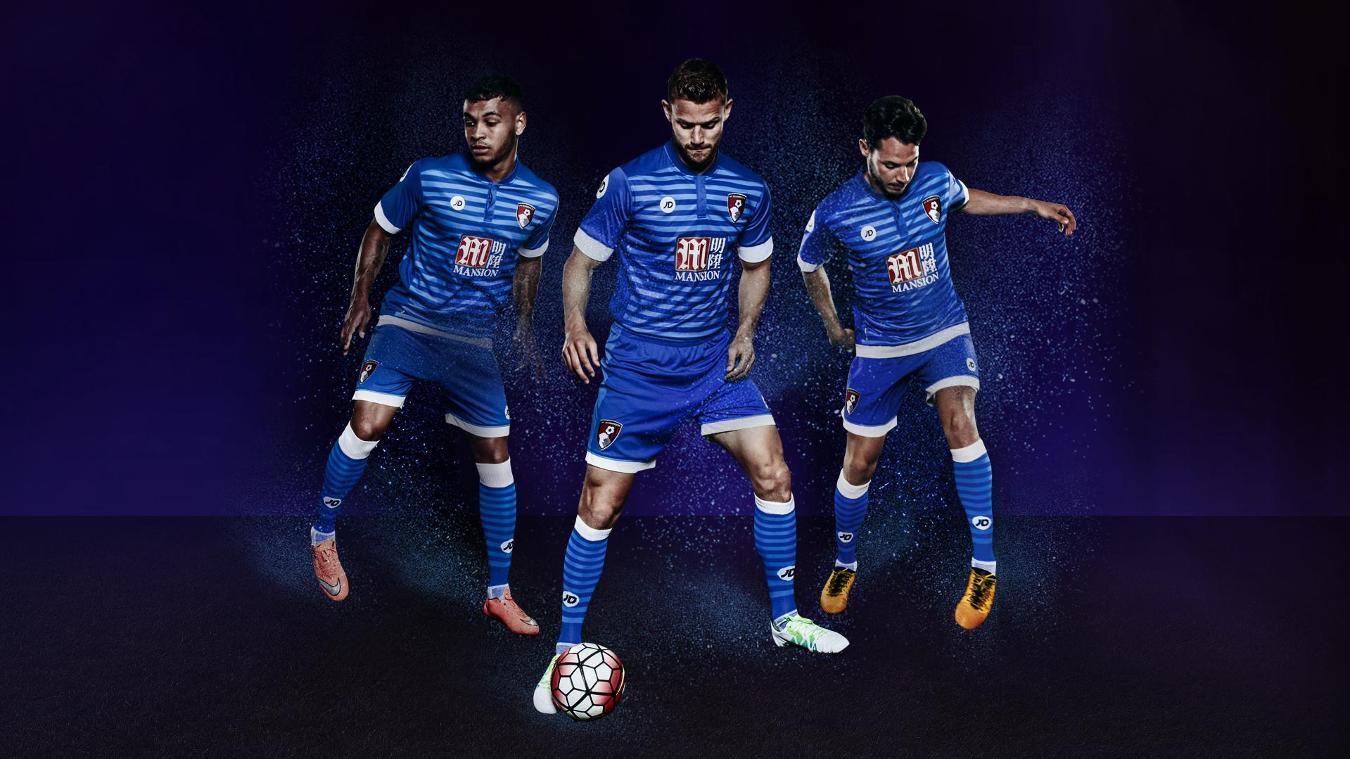 AFC Bournemouth away kit