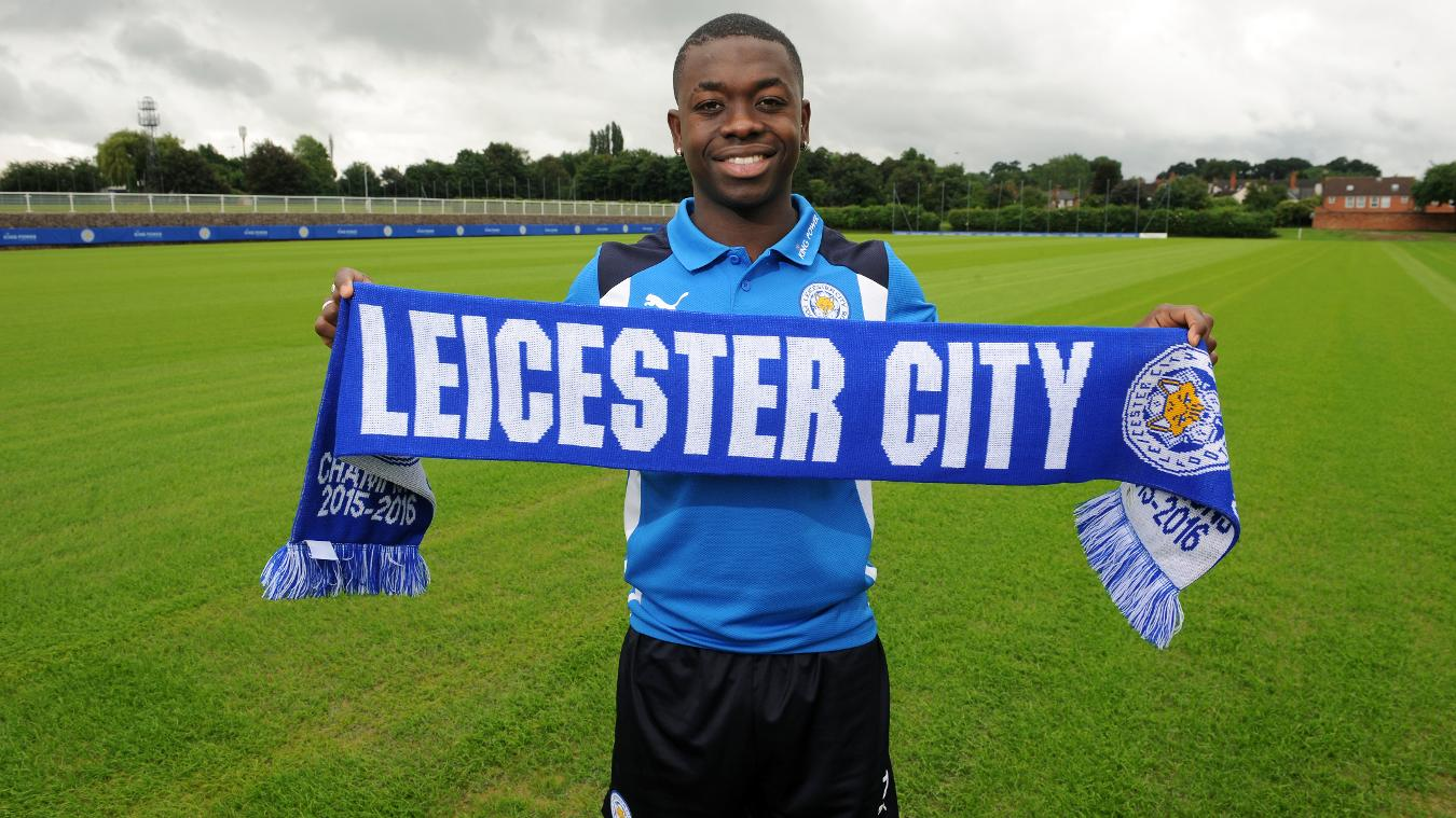 Nampalys Mendy (Leicester City)