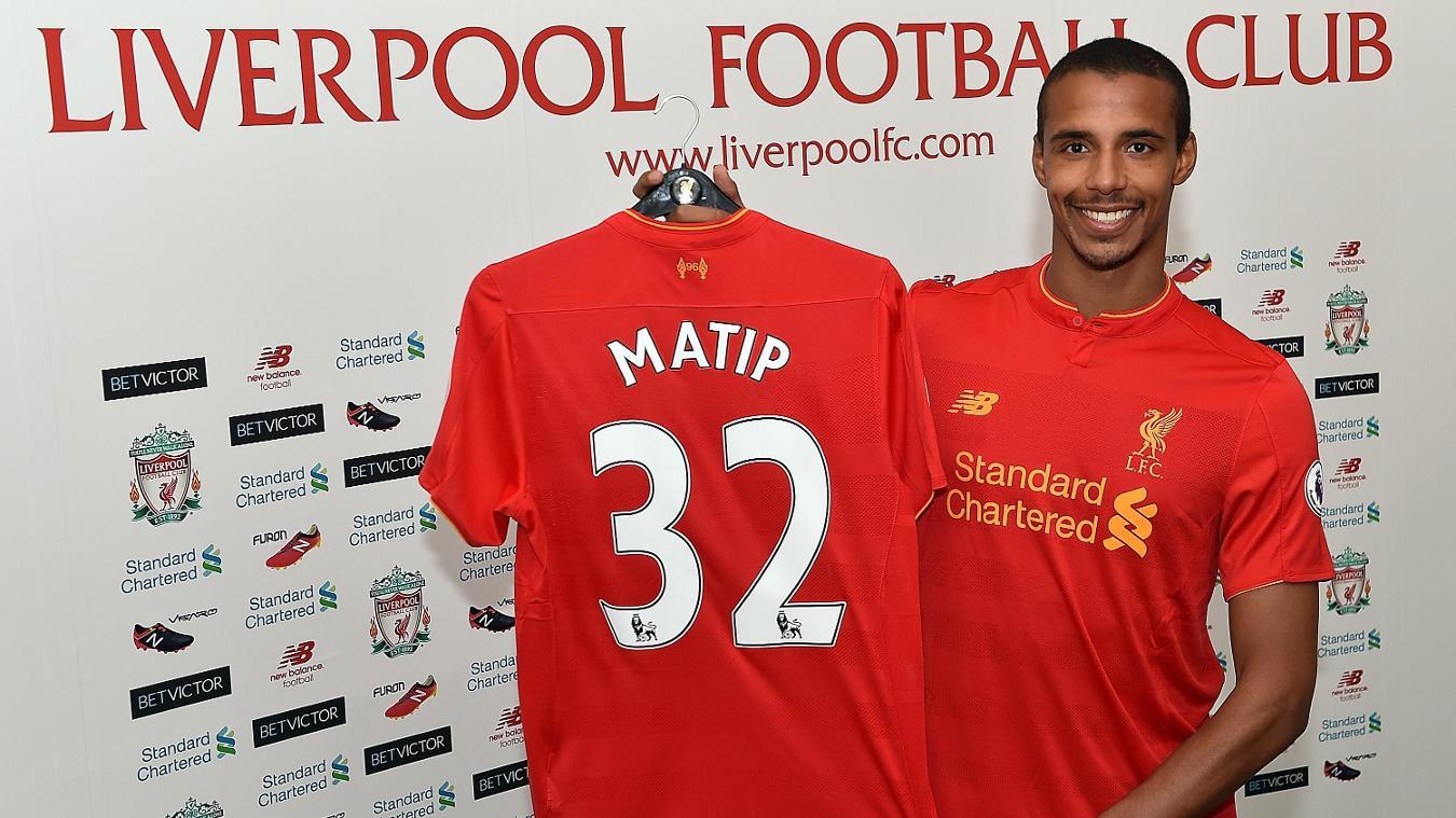 Joel Matip (Liverpool)