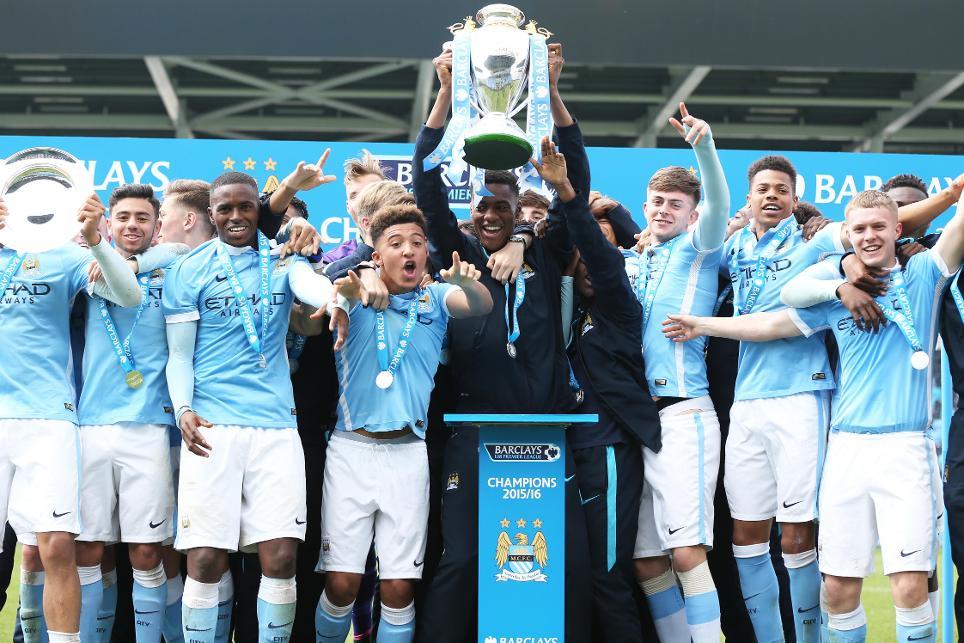 2015/16 U18 Premier League: Manchester City
