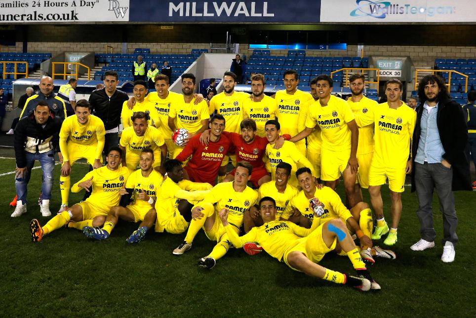 2015/16 PL International Cup: Villarreal B