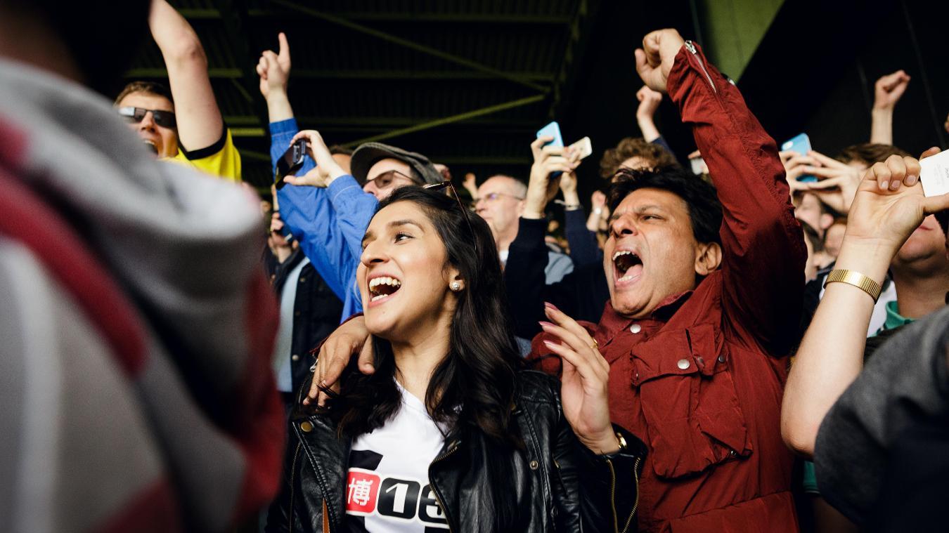 Inspiring stories: Watford fans