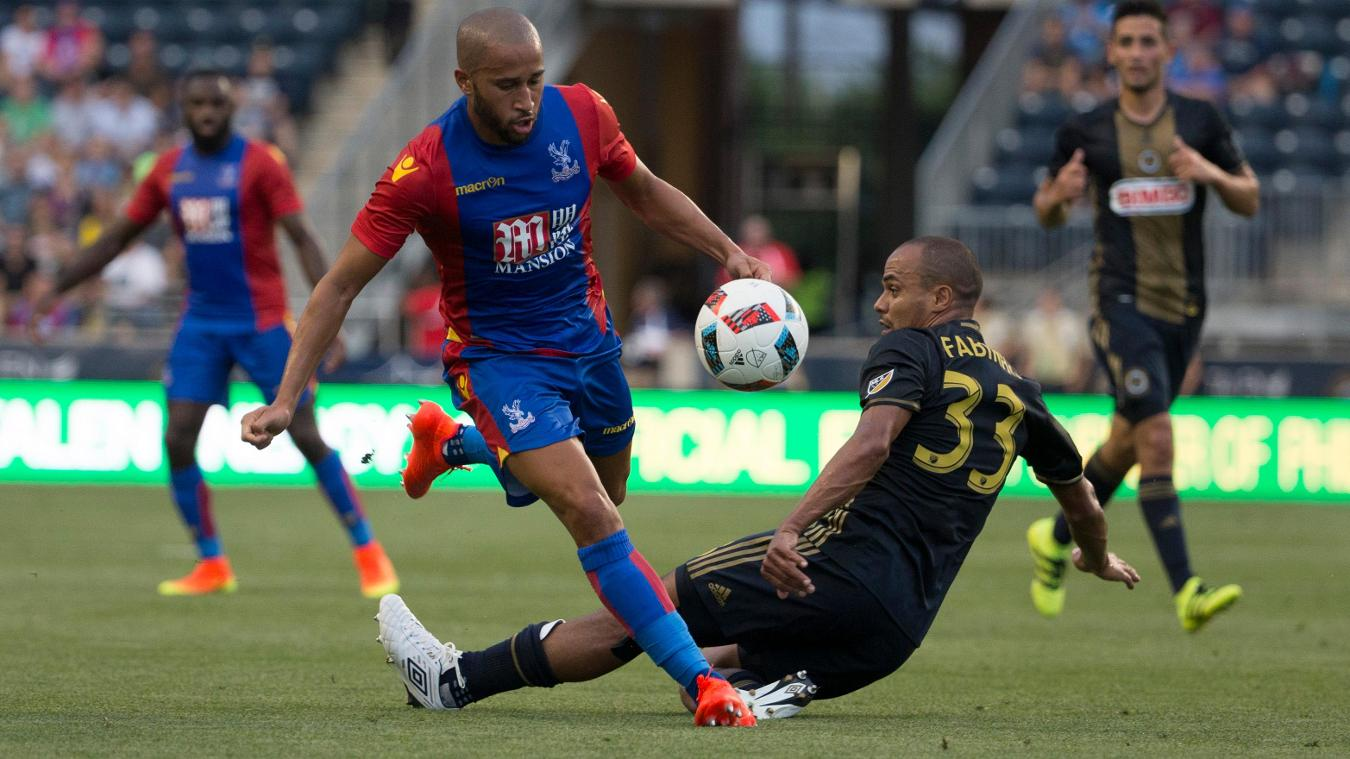 Philadelphia Union 0-0 Crystal Palace, 13 July