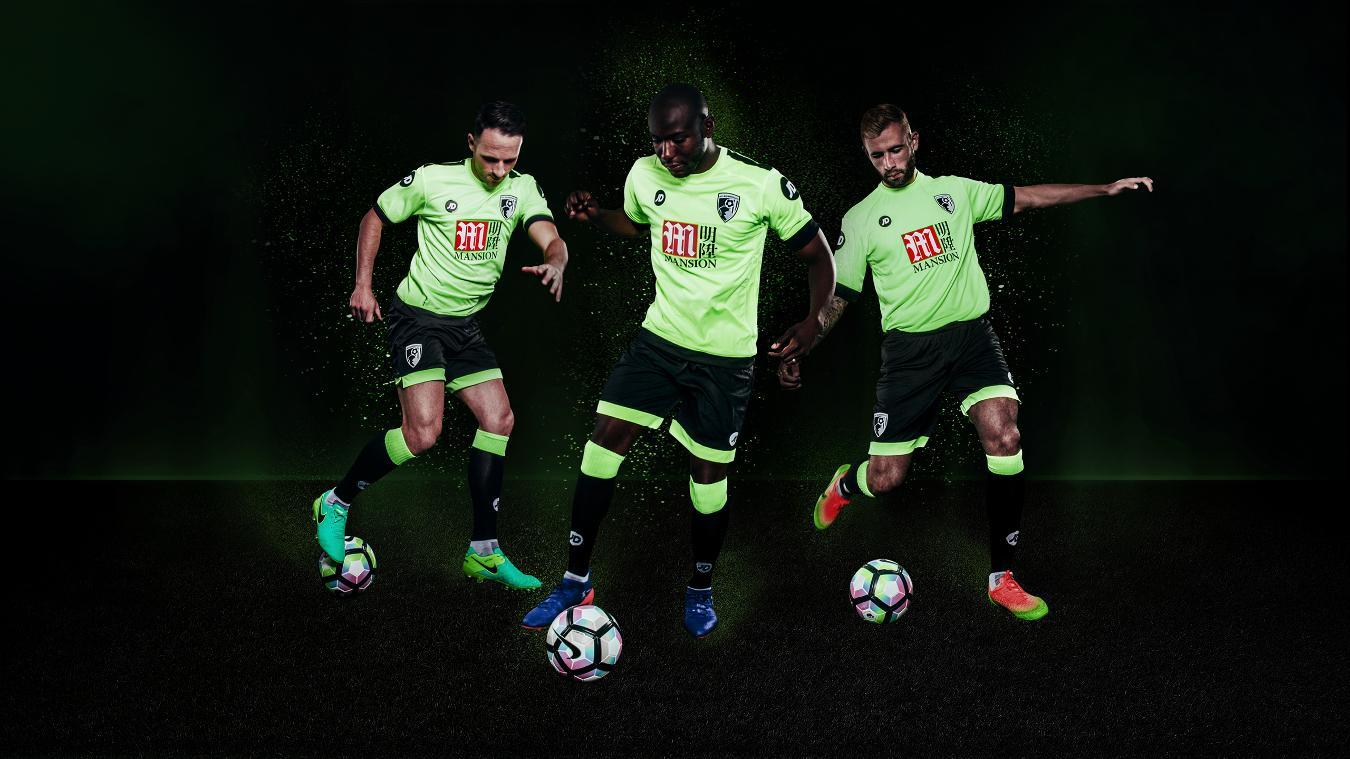 AFC Bournemouth third kit