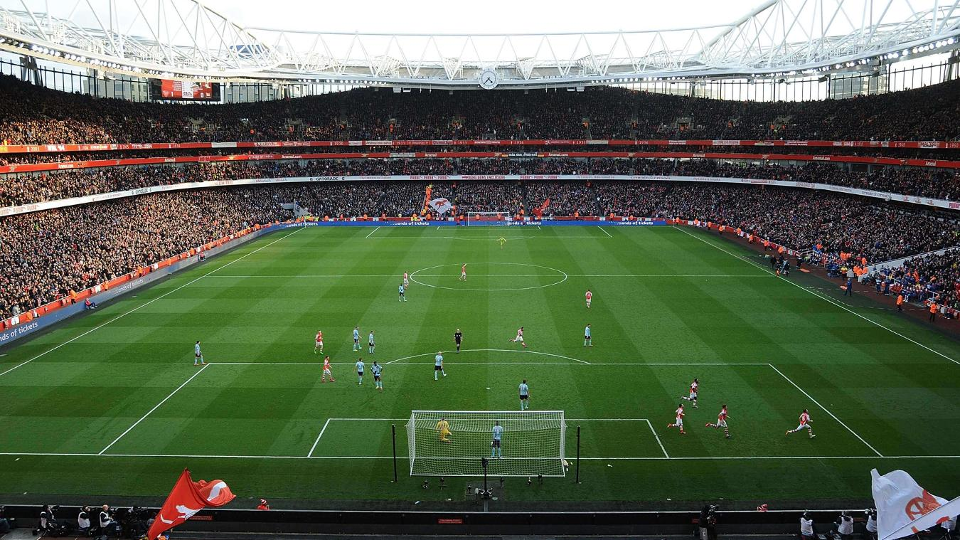 Arsenal V Aston Villa 2019 20