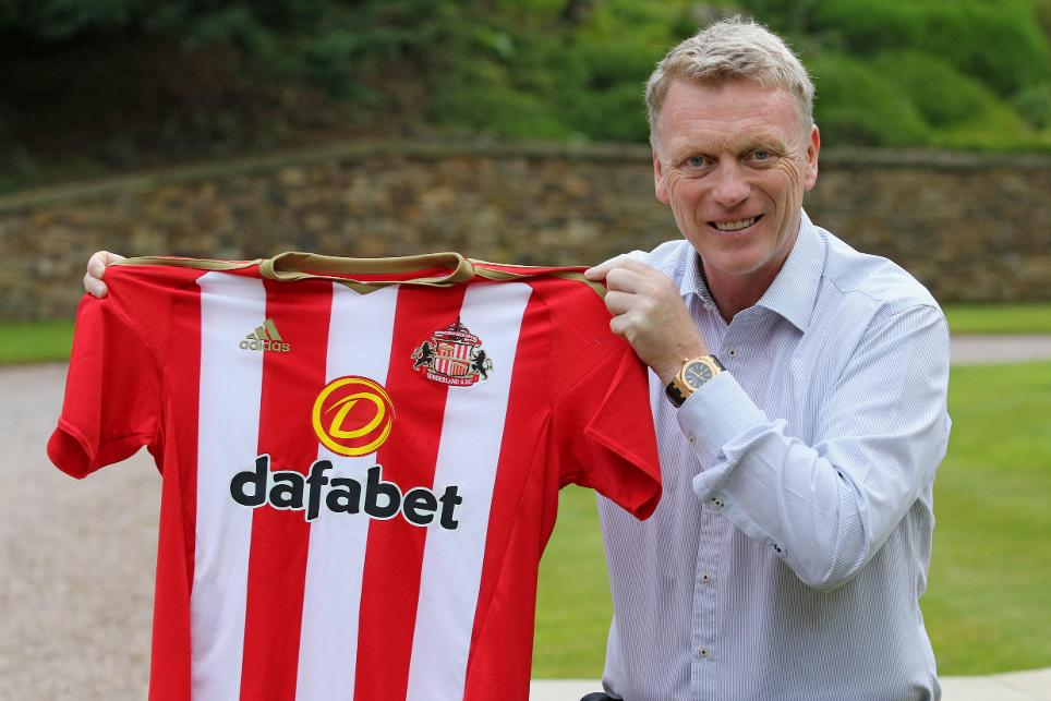 David Moyes appointed Sunderland manager