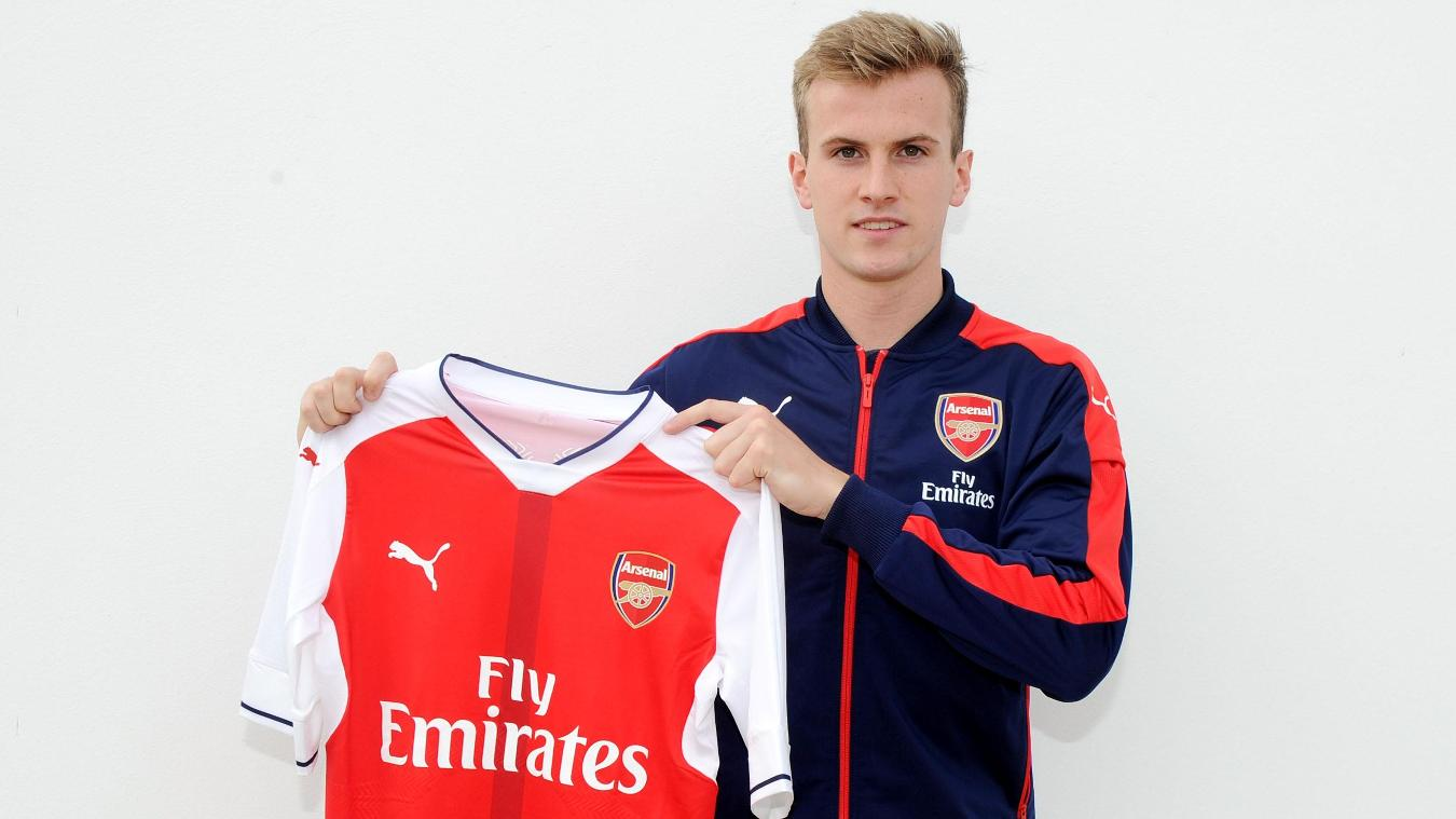 Rob Holding (Arsenal)