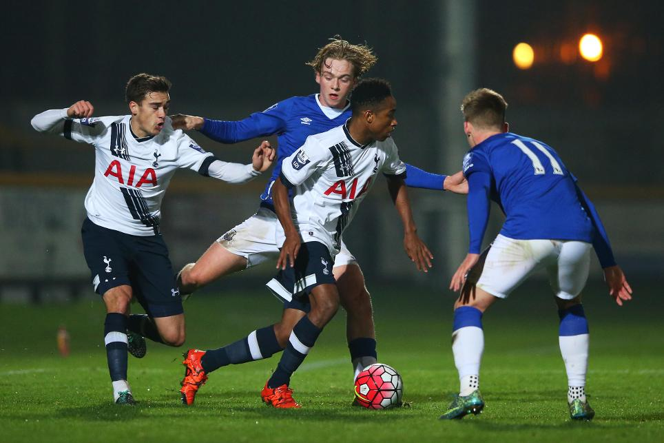 Everton v Tottenham Hotspur U21PL