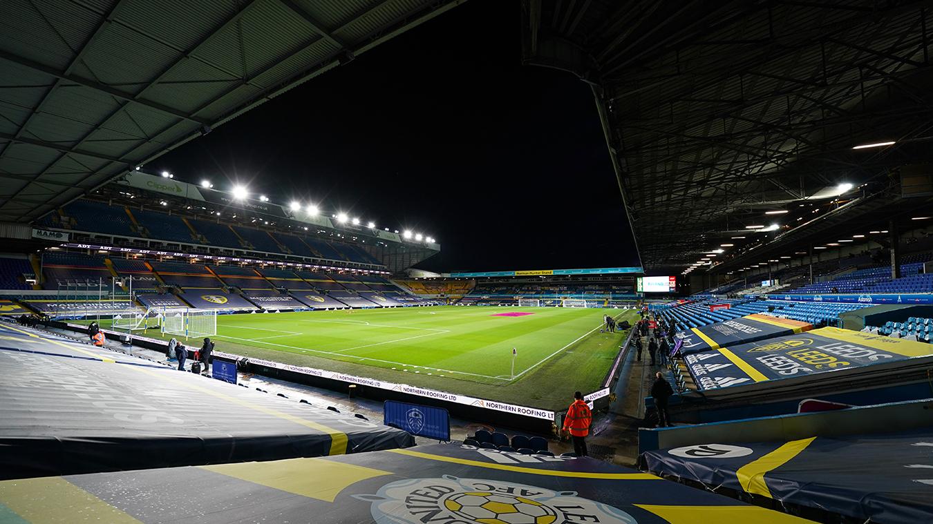 Leeds V Brighton 2020 21 Premier League