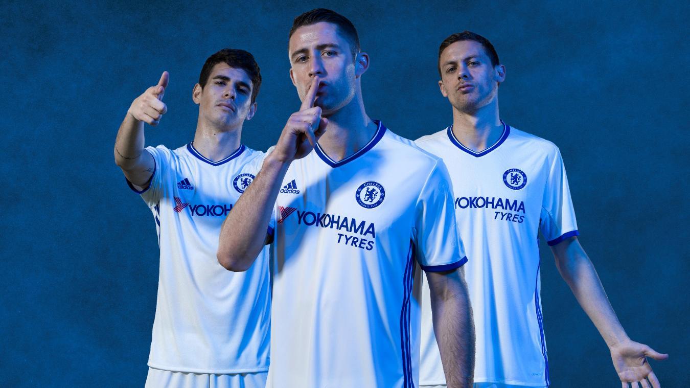 Chelsea's third kit