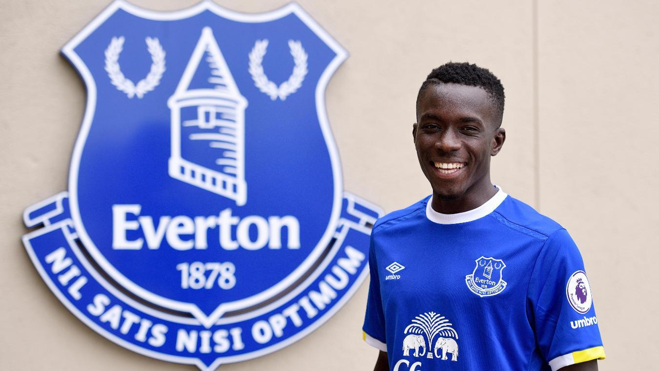 Idrissa Gueye (Everton)